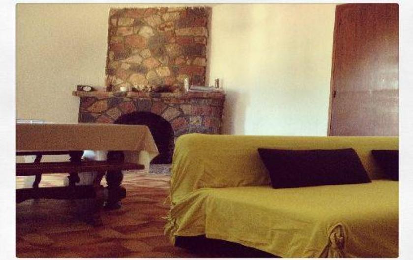Location de vacances - Villa à Calcatoggio