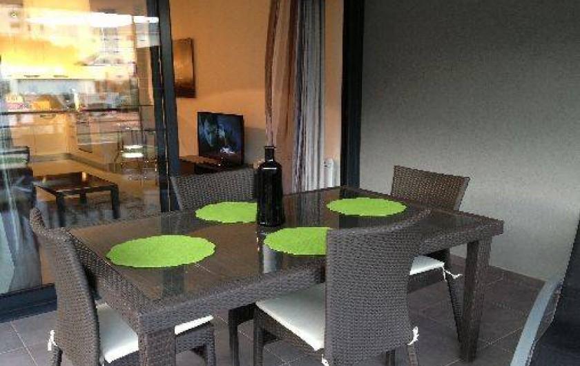 Location de vacances - Appartement à Bastia