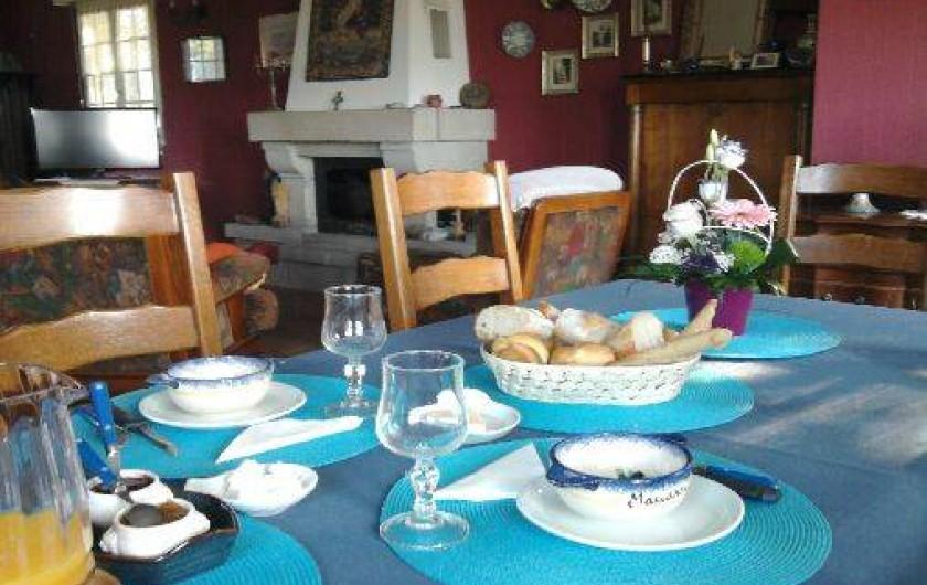 Location de vacances - Chambre d'hôtes à Cléden-Cap-Sizun