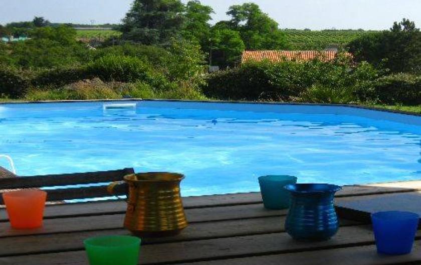 Location de vacances - Villa à Jugazan