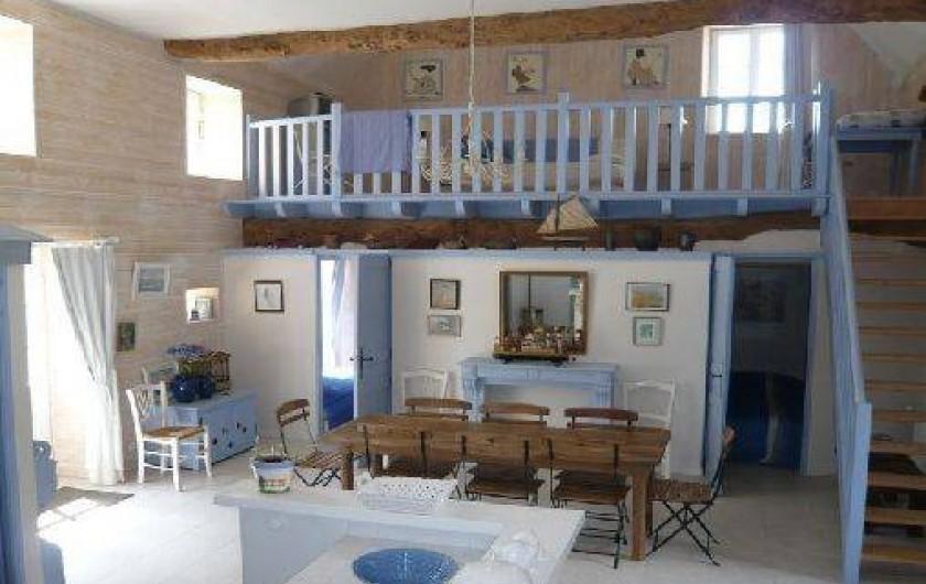 Location de vacances - Gîte à Yvetot-Bocage