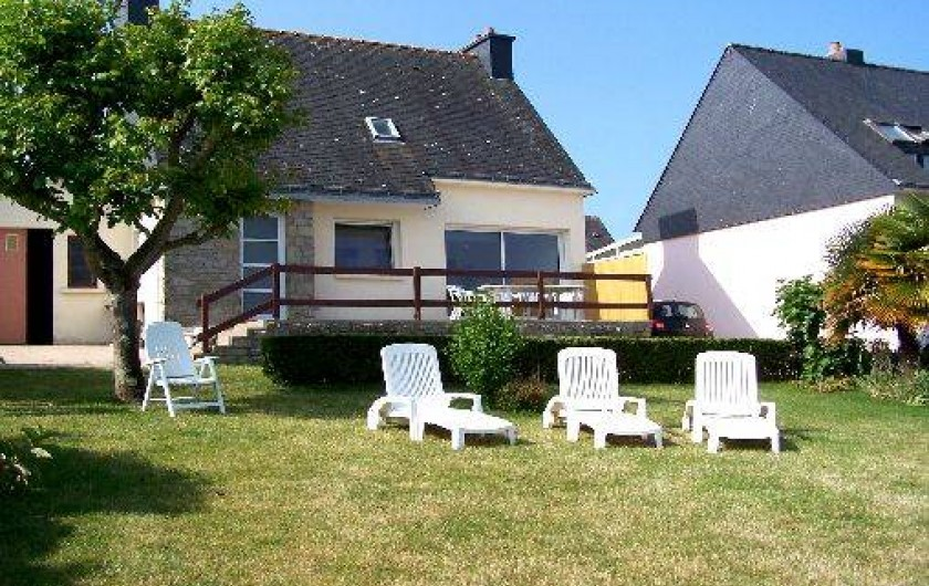 Location de vacances - Villa à Plouhinec
