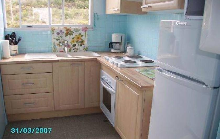Location de vacances - Appartement à Banyuls-sur-Mer