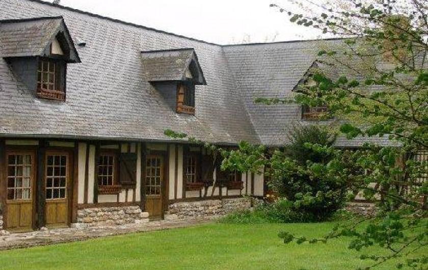 Location de vacances - Maison - Villa à Thierville