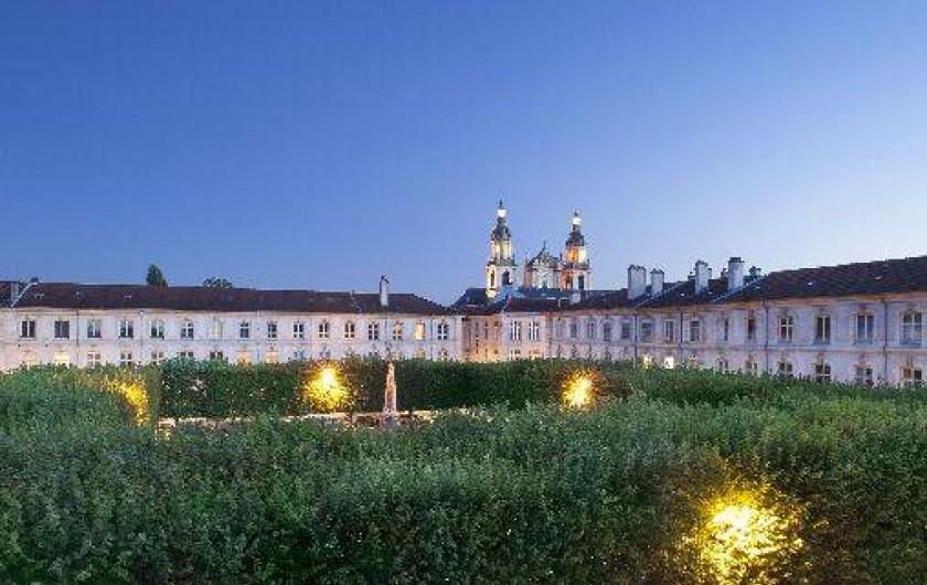 Location de vacances - Chambre d'hôtes à Nancy