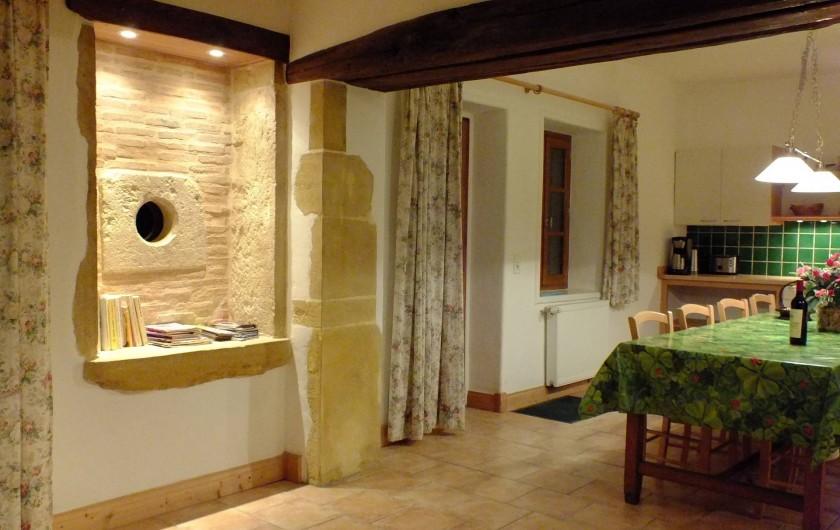 Location de vacances - Gîte à Saint-Bonnet-de-Cray