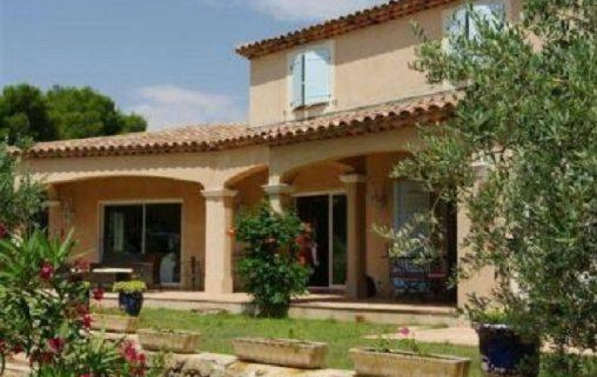 Location de vacances - Villa à Salon-de-Provence