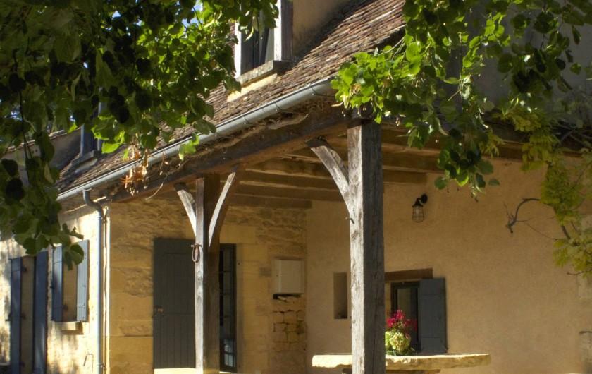 Location de vacances - Gîte à Saint-Avit-Sénieur