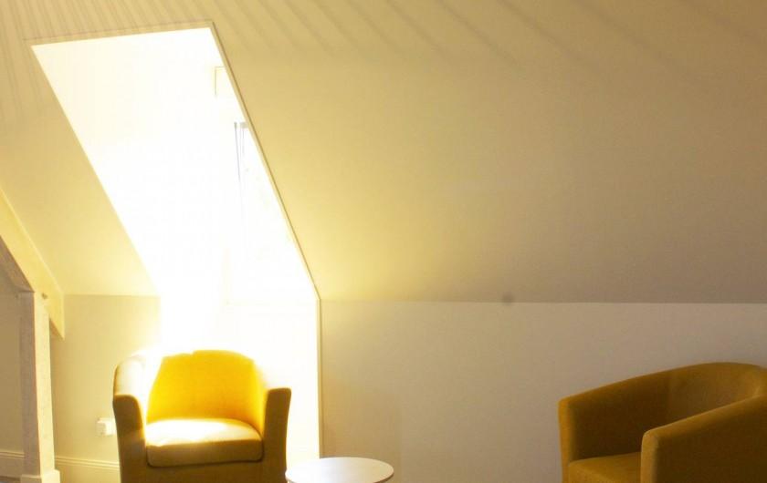 Location de vacances - Gîte à Saint-Avit-Sénieur - chambre 3.