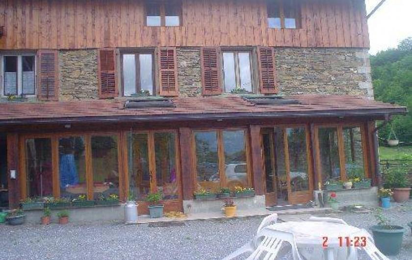 Location de vacances - Studio à La Chapelle-Blanche