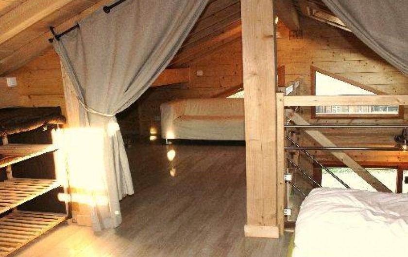 Location de vacances - Chalet à Montperreux