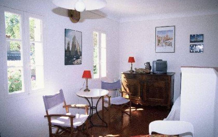 Location de vacances - Studio à Ramatuelle
