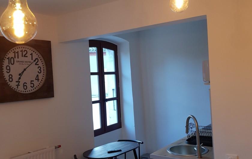 """Location de vacances - Appartement à Saint-Montan - Appartement """"Pastourelle"""""""