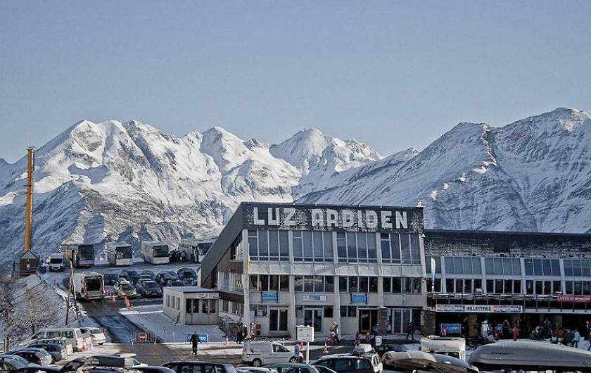 Location de vacances - Gîte à Esquièze-Sère - STATION de SKI   LUZ  ARDIDEN