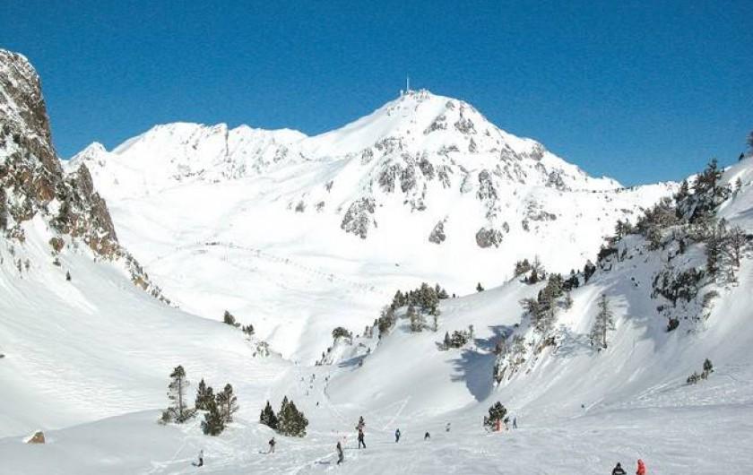 Location de vacances - Gîte à Esquièze-Sère - Barèges - La  Mongie  station de ski