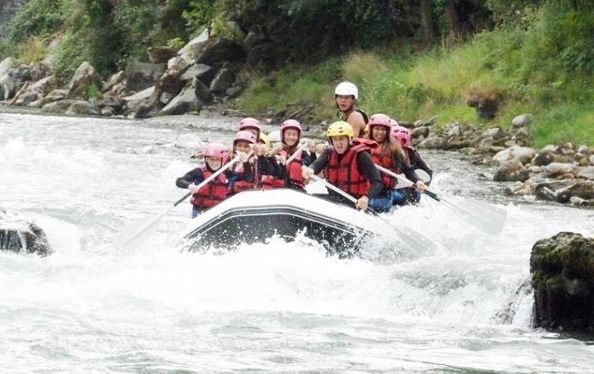 Location de vacances - Gîte à Esquièze-Sère - Rafting