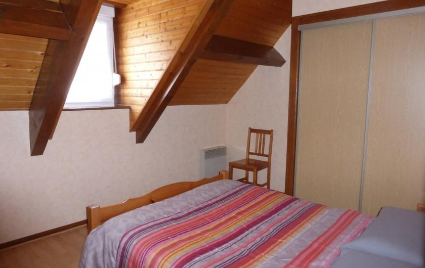 Location de vacances - Gîte à Esquièze-Sère - CHAMBRE 1 lit