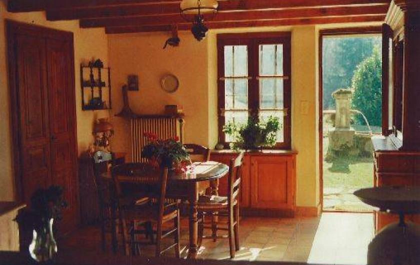 Location de vacances - Gîte à Saint-Offenge-Dessus