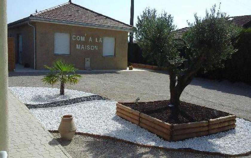 Location de vacances - Villa à Pérouges
