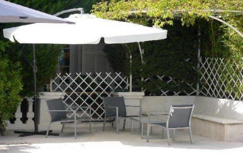 Location de vacances - Villa à Menton