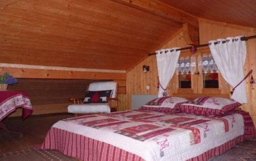 Location de vacances - Chalet à Mégevette