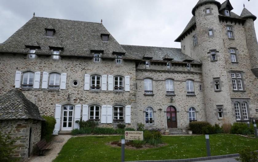 Location de vacances - Gîte à Sansac-Veinazès - MONTSALVY