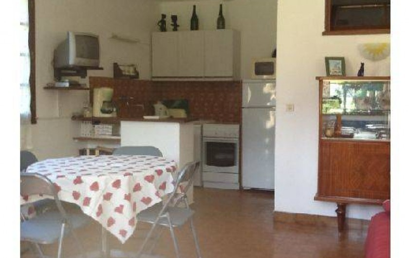 Location de vacances - Studio à Santa-Maria-Poggio