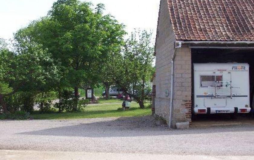 Location de vacances - Camping à Henneveux