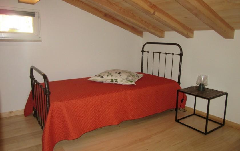 Location de vacances - Maison - Villa à Fourcès - MEZZANINE JOUR AVEC 1 LIT 90