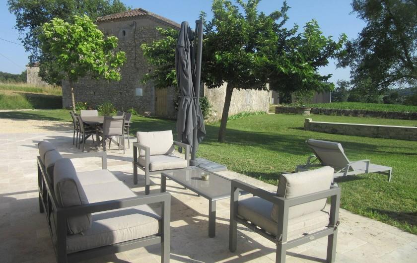 Location de vacances - Maison - Villa à Fourcès