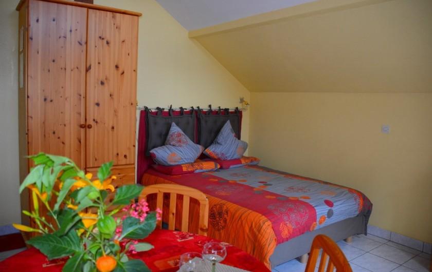 Location de vacances - Gîte à Bergheim - Lit 140 x 200 cm