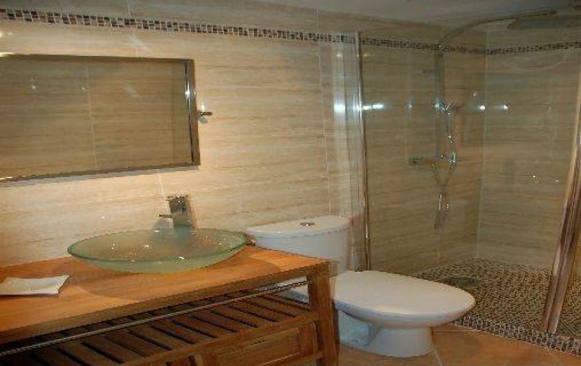Location de vacances - Chambre d'hôtes à La Bouilladisse
