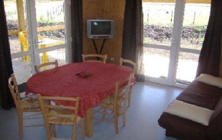 Location de vacances - Chalet à Saint-Christophe-sur-Dolaison