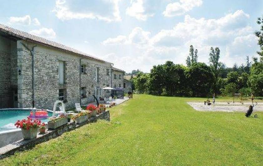 Location de vacances - Maison - Villa à Belvèze