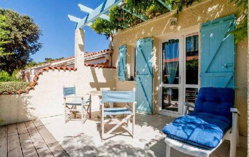 Location de vacances - Maison - Villa à Meschers-sur-Gironde