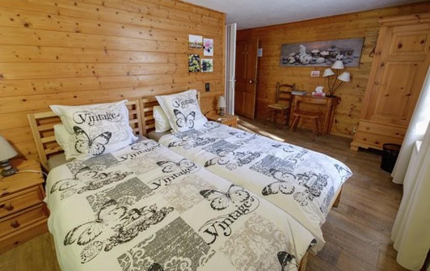 Location de vacances - Chambre d'hôtes à Gerbépal - Chambre: Déesses des Moissons