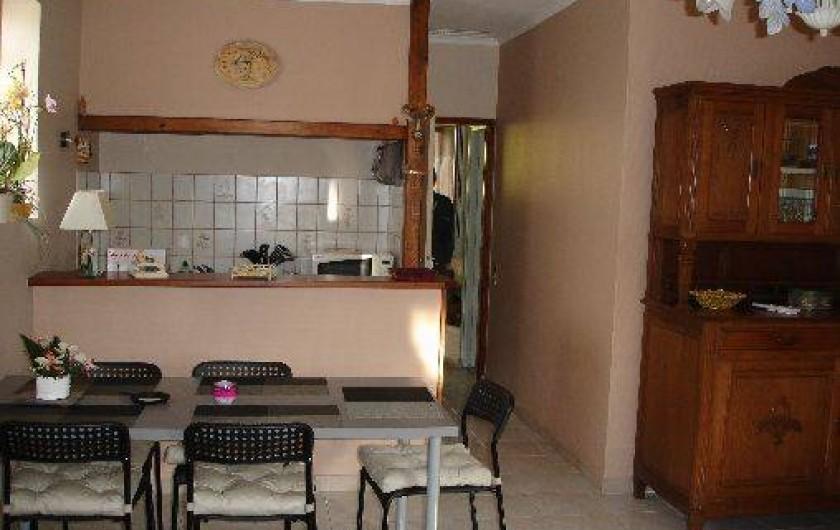 Location de vacances - Studio à Pernes-les-Fontaines