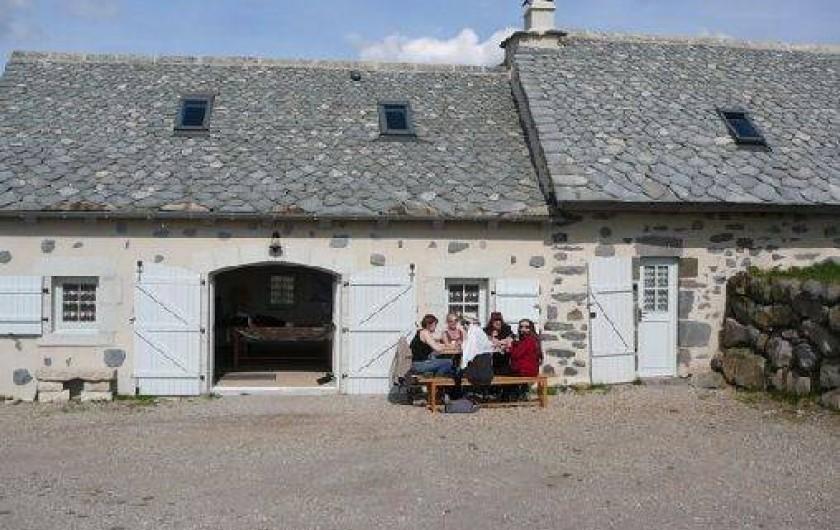 Location de vacances - Maison - Villa à Saint-Vincent-de-Salers