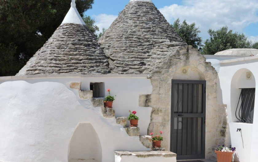 Location de vacances - Villa à Ostuni - Trullo!!