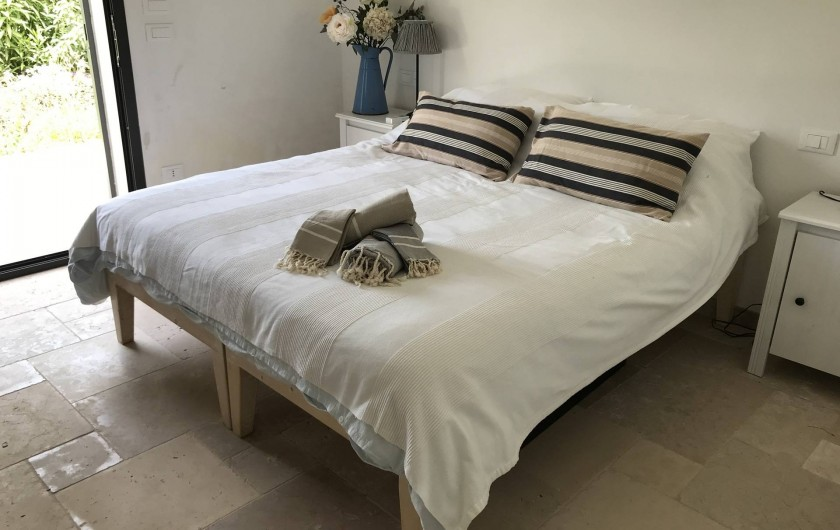 Location de vacances - Villa à Ostuni - Chambre pour deux