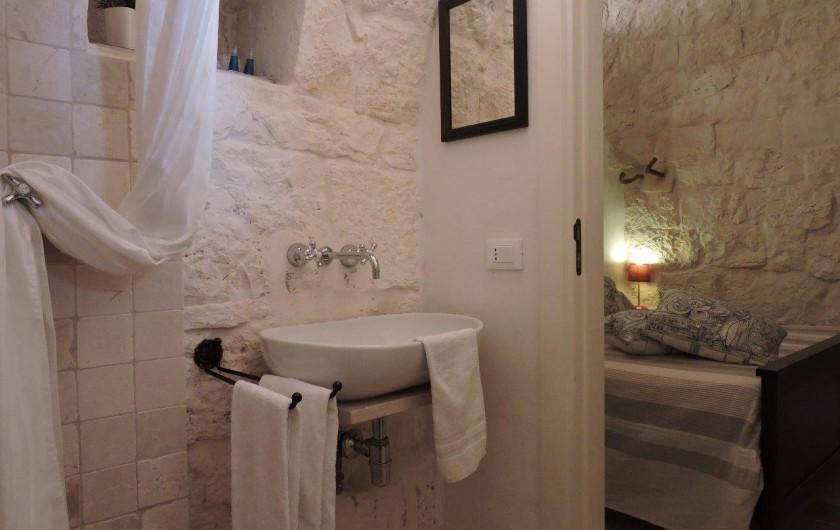 Location de vacances - Villa à Ostuni - Ensuite pour la chambre