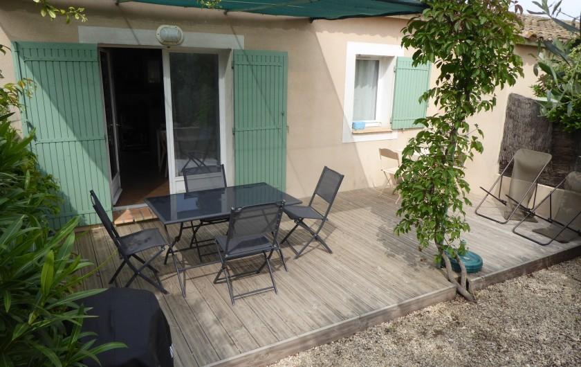 Location de vacances - Chalet à Saint-Rémy-de-Provence