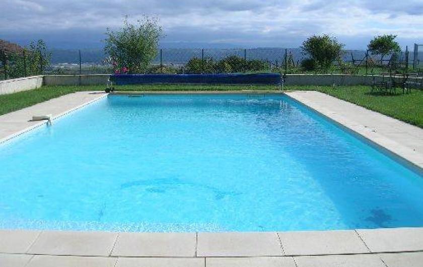 Location de vacances - Gîte à Gillonnay