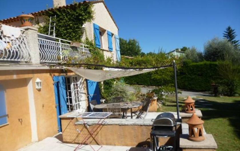 Location de vacances - Studio à Montauroux