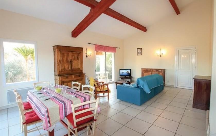 Location de vacances - Villa à Valvignères