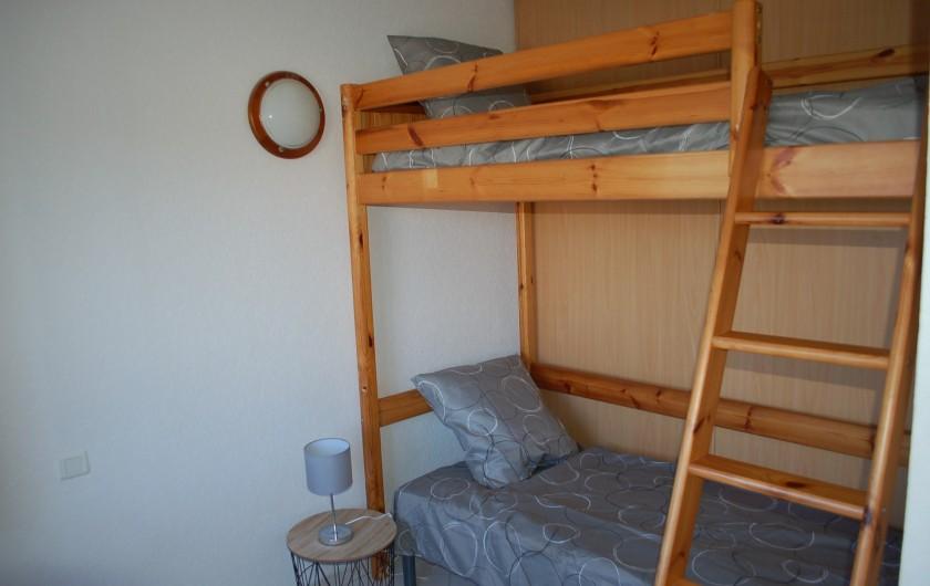 Location de vacances - Villa à Les Granges-Gontardes - Chambre 2