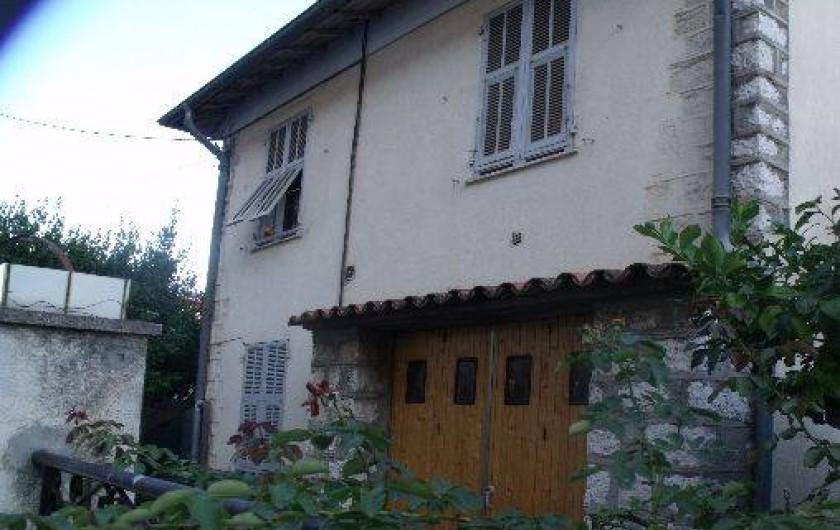 Location de vacances - Villa à Saint-Laurent-du-Var