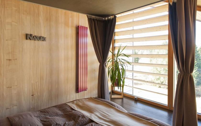 Location de vacances - Chalet à La Pesse - Grande Suite, chambre 1