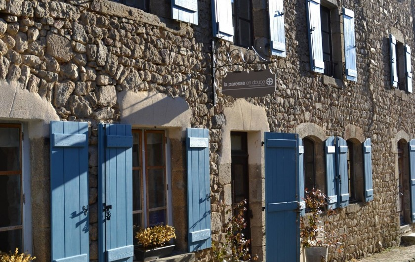Location de vacances - Chambre d'hôtes à Tours-sur-Meymont