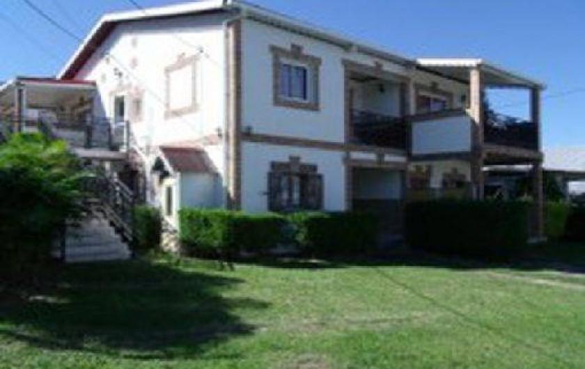 Location de vacances - Appartement à La Rivière Saint-Louis